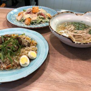 Комплексные обеды и ужины